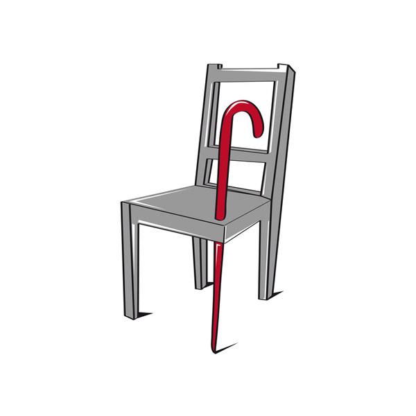 Praktische Sitzstöcke - Ein Sitzstock ist ein Gehstock auf dem man sitzen kann