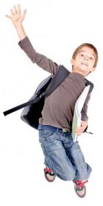 Mochilas escolares para niños